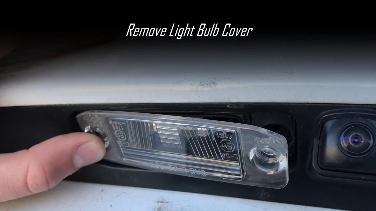 2014 Kia Sorento Sxl Led Interior Light Modification Youtube