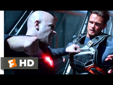 Bloodshot (2020) - Bloodshot Vs. Cyborg Soldiers Scene (9/10) | Movieclips