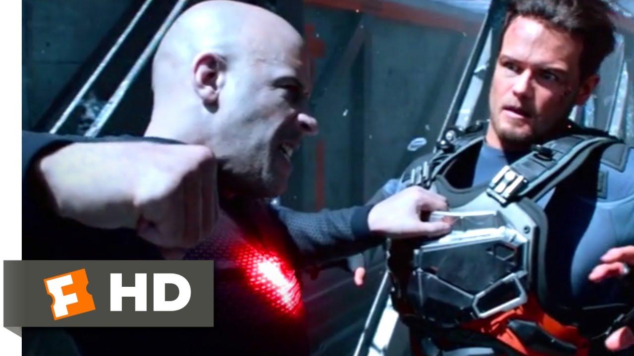Download Bloodshot (2020) - Bloodshot vs. Cyborg Soldiers Scene (9/10) | Movieclips