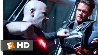 Bloodshot 2020 - Bloodshot Vs. Cyborg Soldiers Scene 9/10 | Movieclips
