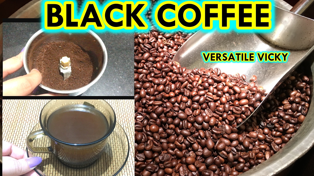 Black Coffee For Weight Loss Hindi Super Weight Loss Drink