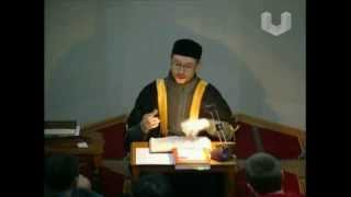 постер к видео Шамиль Аляутдинов о спиртном и телевизоре, а также Св. Коран, 39:47