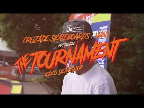 Cruzade Skateboards - The Tournament 2018