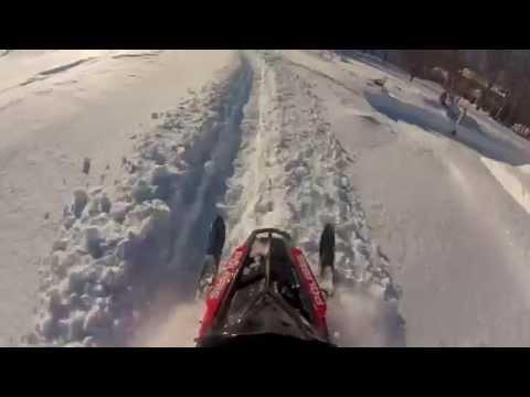 Ski-Doo Crash | FunnyCat TV