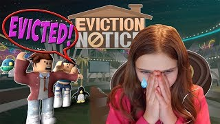 HOW LONG CAN WE SURVIVE?! | Roblox Eviction Notice
