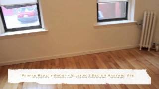 Allston apartment - 2 bedroom, great location, modern, heated   Proper Realty Group