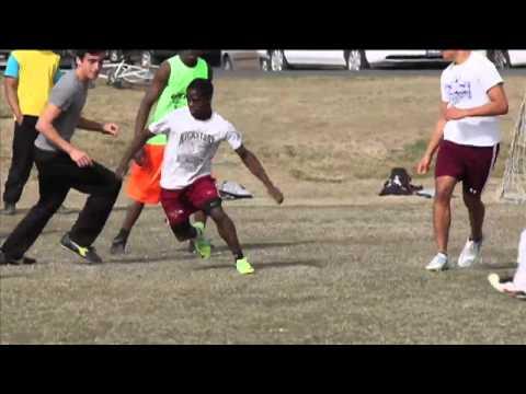 Video: Canyon Ridge High School International Soccer Game