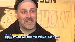 Baraboo businesses face backlash over photo, chamber will host Jewish speaker