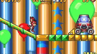 Game Boy Advance Longplay [207] Aero the Acro-Bat: Rascal Rival Revenge