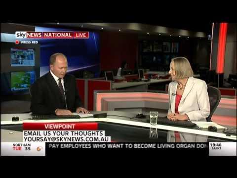 Senator Rhiannon on Viewpoint SKY TV with Chris Kenny