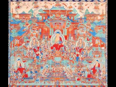 Zhang Daqian's copies of Dunhuang frescoes