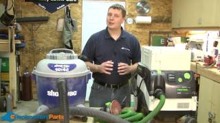 Woodworking: Dust Collection 101