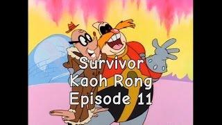 Survivor: Kaoh Rong ep. 11 Recap (Sonic the Hedgehog)