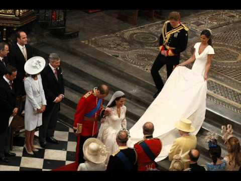 The Wedding Of Prince William And Kate Middleton:Best Photos