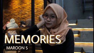 Download MAROON 5 - MEMORIES ( COVER FEBY SEFANY )