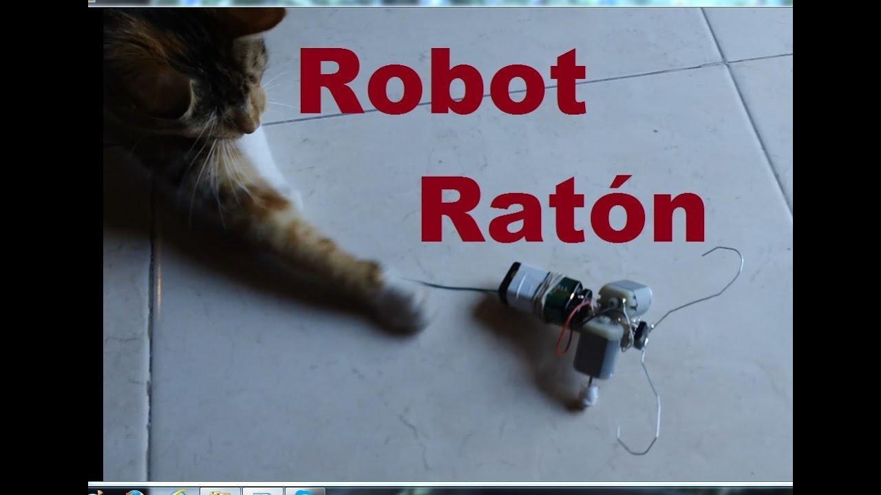 Robot rat n como se hace robot mouse youtube - Que hace un robot de cocina ...