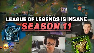 League of Legends Has Changed Forever... Welcome To Season 11!