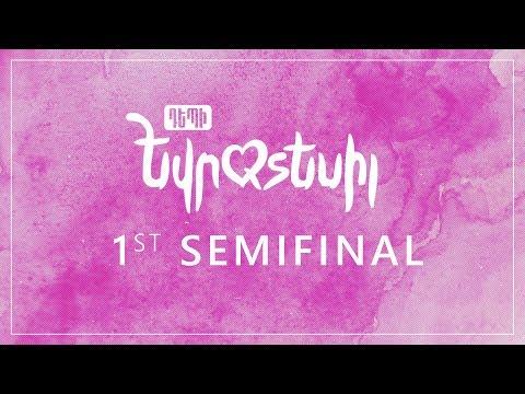 Depi Evratesil: 1st Semifinal