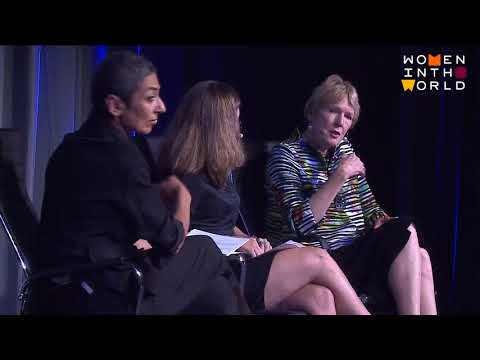 World On Fire: How Can Women Shape The World Panel