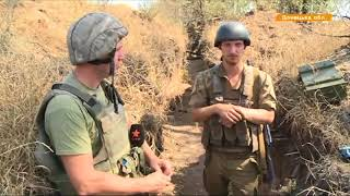 Жара и ежедневные обстрелы боевиков. Как погода играет на руку врагу
