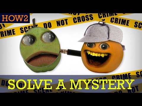 HOW2: How to Solve a Mystery