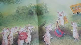 돼지 루퍼스 학교에 가…