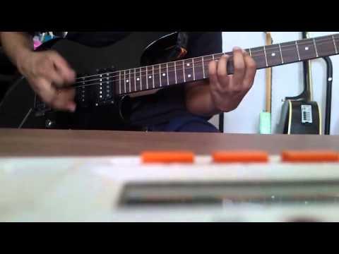Drama Band Cerita Dia Guitar Cover