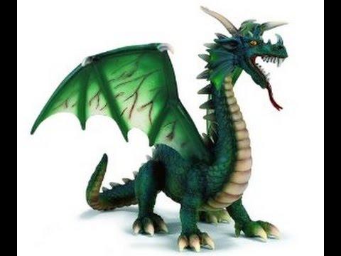 Dragon jouets dessin anim pour les enfants youtube - Dessins dragon ...