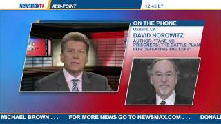MidPoint | David Horowitz to discuss his belief that the President is intentionally losing the war