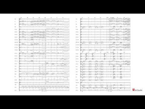 Odilia – Pop Overture for Band – Jacob de Haan