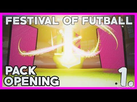 OPRAVDU MI PADL! (TOTMD, WALKOUTS) | FESTIVAL OF FUTBALL PACK OPENING #1