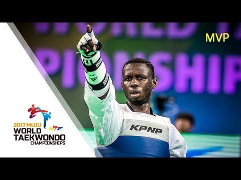2017 World Taekwondo Championships MUJU _ Final match (Men +87kg)