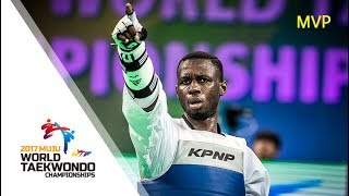 2017 World Taekwondo Championships MUJU _ Final match (Men +87kg)