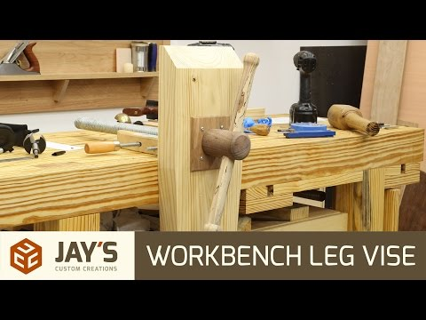 Workbench Leg Vise - 252