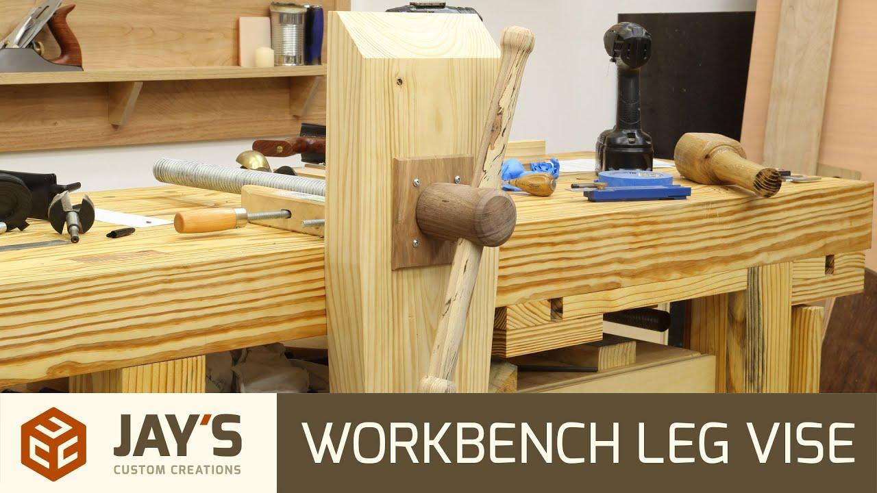 Workbench Leg Vise 252