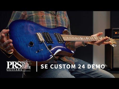 The SE Custom 24   PRS Guitars