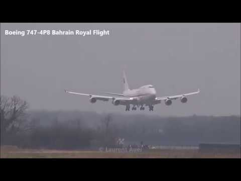 EuroAirport Basel-Mulhouse-Freiburg (07.01.2018) with Boeing 747
