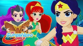 Legends of Atlantis   Erste 10 Minuten   DC Super Hero Girls auf Deutsch