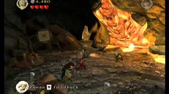 Lord Of The Rings Wii Game Walkthrough
