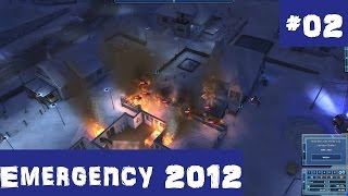 Let´s Play Emergency 2012 Multiplayer #02 Villenbrand *PC/HD/60FPS/DE*