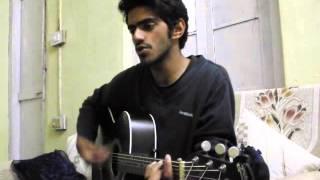 Aise Na Mujhe Tum Dekho *Cover By Nikhil