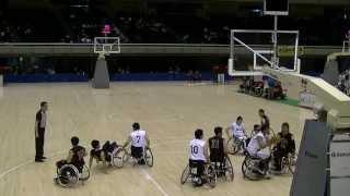 スポーツ祭東京2013関東予選。神奈川県VS群馬県2