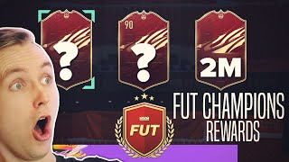 2 MILIONY ZA TENTO PLAYER PICK! + 86 FUT CHAMPS UPGRADE