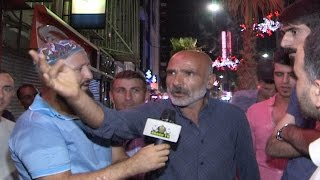 Ne Anlattığı Anlaşılmayan HDP'li Adam