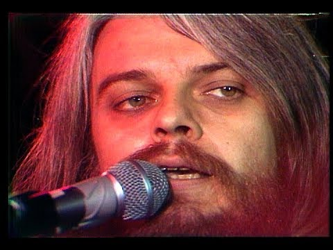 Leon Russell Concert 1972 Two-Inch Quad Transfer Select Segments