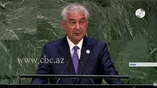 Вице-премьер Азербайджана рассказал об армяно-азербайджанском нагорно-карабахском конфликте
