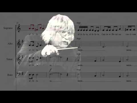 Karl Jenkins - Cantate Domino