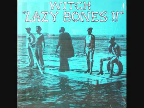 """Black Tears"" & ""Strange Dream"" by Witch (Zambia, 1975)"
