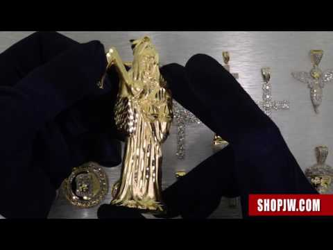 14K and 10K Custom Gold and Diamond Hip Hop Jewelry Mens Collection Pendants Rings Chains || Shopjw