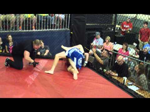 Hardrock MMA 66 Fight 13 Brandon Howard vs Brandon Hurst 170 PRO